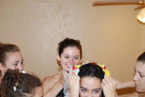 Bridesmaids at my wedding.